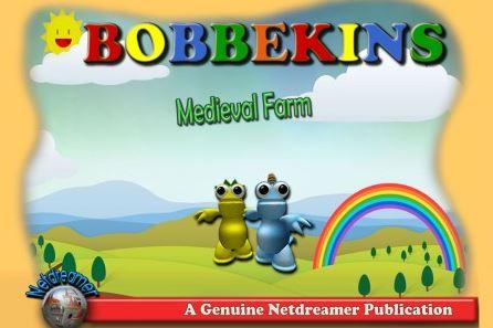 bobbekins-medievalfarm-chantalharvey-picturebook